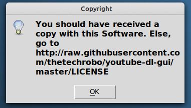 still using GTK2?